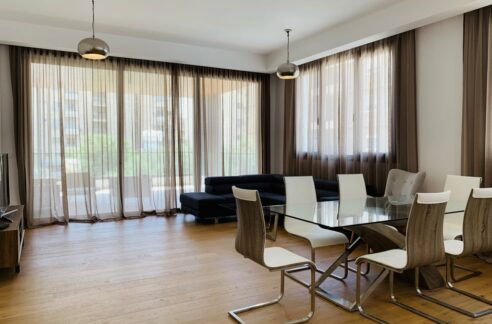 Rent apartment in Limassol Germasogeia in Cyprus